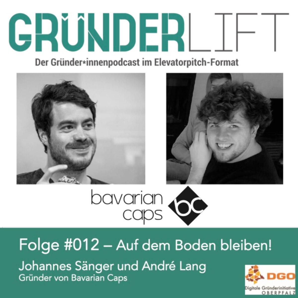 Gründerlift #012 - Auf dem Boden bleiben!