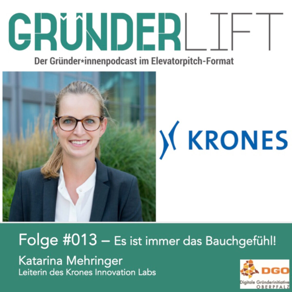 Katarina Mehringer Krones Innovation Lab