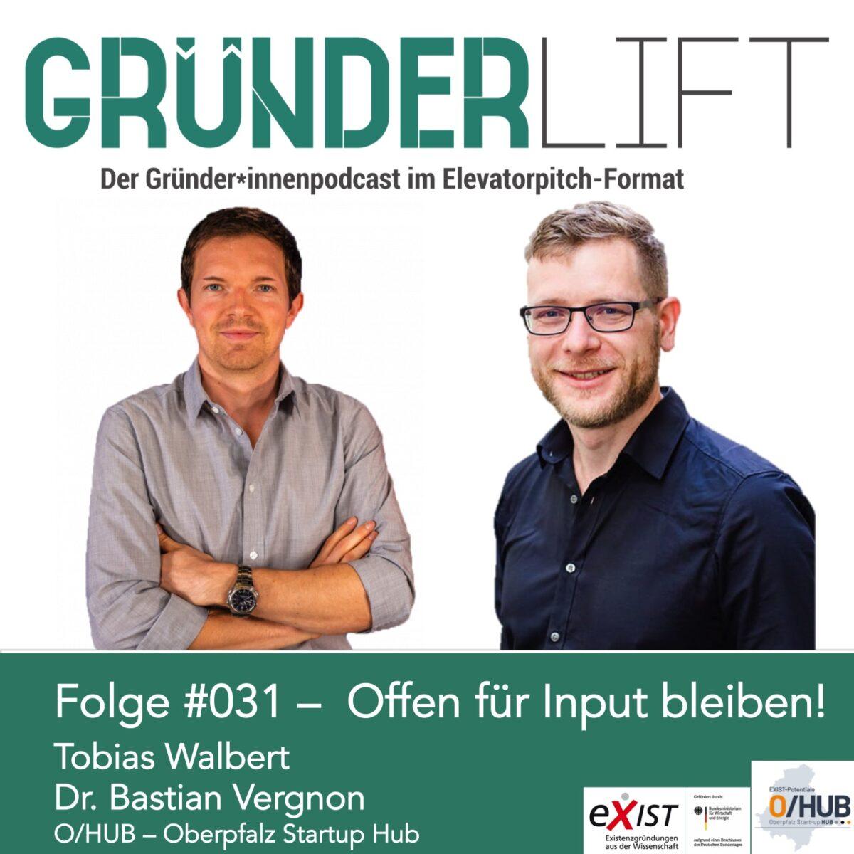 GründerLIFT Folge #031_Gründungssensibilisierung